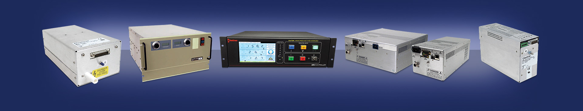 High Voltage Power Supply, X-Ray Source, X-Ray Generators from Spellman High Voltage Electronics Corp.