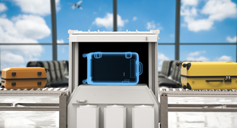 High Voltage Power Supplies for Checked Baggage (EDS) Inspection Systems