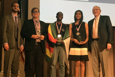 CleanTech 2019 Resource Preservation Winning Team