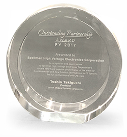 Outstanding Partnership Award