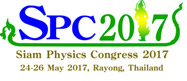 Siam Physics Congress 2017