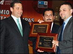 Spellman de Mexico Wins Prestigious State Quality Awards