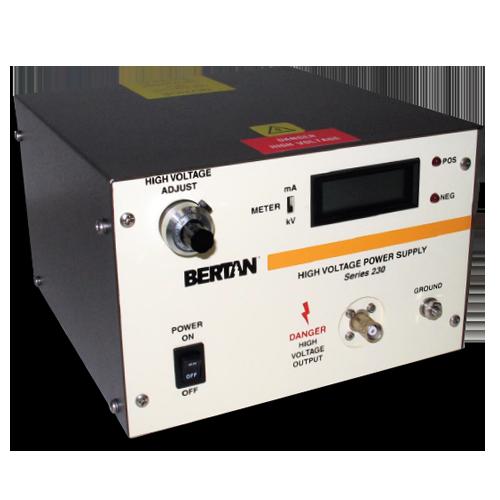 Spellman 230 Series Benchtop High Voltage Power Supplies