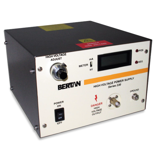 SpellmanHV 230 Series Benchtop High Voltage Power Supplies (Featured Image)