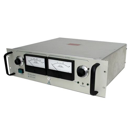SpellmanHV Rack Mounted CZE1000R Auto-Reversing High Voltage Power Supply