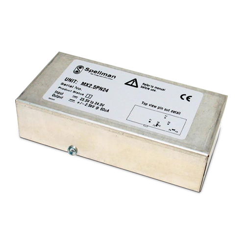 SpellmanHV MX2.5PN High Performance DC-DC Converter