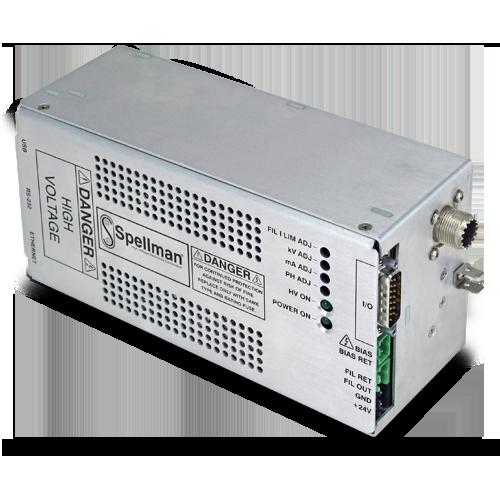 uX Series 50-75W Industrial X-Ray Generators   Spellman High