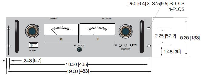 CZE1000R High Voltage Power Supply (Image 2)