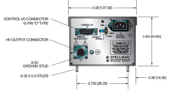 PCM High Voltage Power Supply (Image 3)