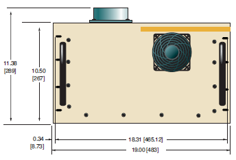 VS100 High Voltage Power Supply (Image 3)